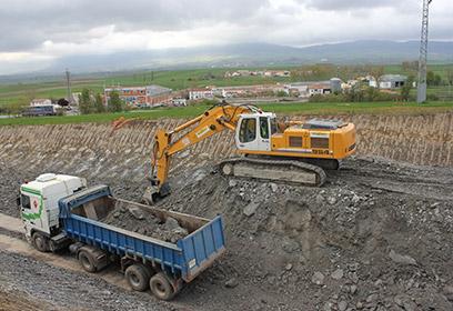 Empresa excavaciones en Palencia
